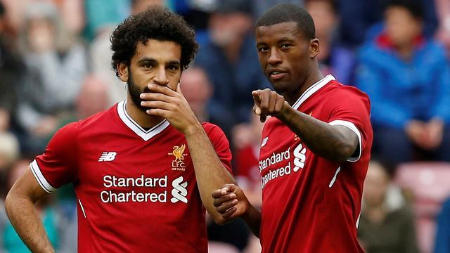 Wijnaldum denkt dat Liverpool komend seizoen voor titel kan strijden