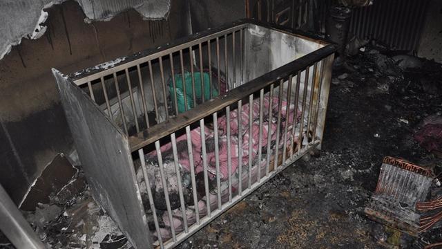 Brandweer benadrukt belang rookmelder na uitgebrande kinderkamer