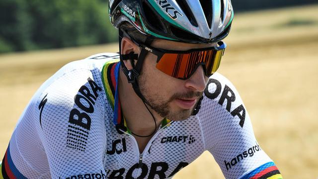 Sagan schoorvoetend akkoord met uitsluiting Tour de France