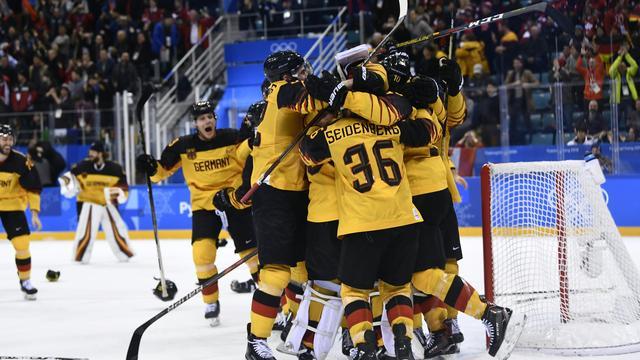 Duitse ijshockeyers stunten met finaleplek, geen medaille Canadese curlers