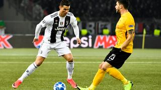 Samenvatting Young Boys-Juventus (2-1)