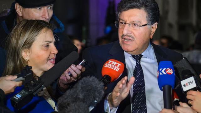 Syrische oppositie aangekomen in Genève voor vredesgesprekken