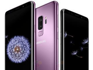 'Galaxy S9 voorzien van stereospeakers'