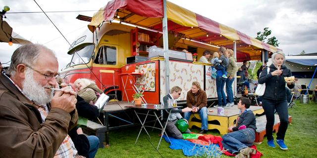 So you think you can foodtruck in Amsterdam Nieuw-West