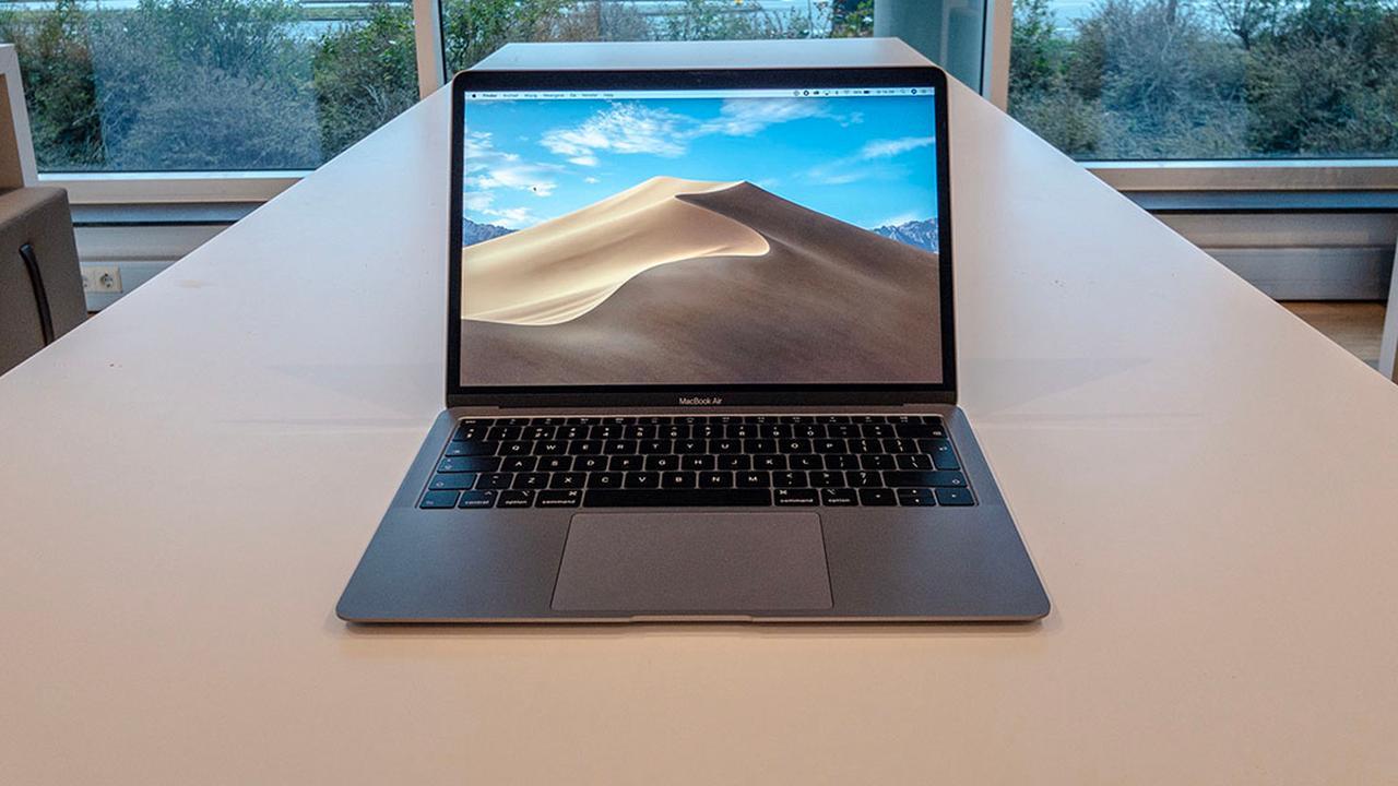 Uitgelezene Apple gaat MacBook Airs met kapot moederbord gratis repareren MZ-85