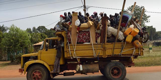Zeker 78 doden bij verkeersongeval in Centraal Afrikaanse Republiek