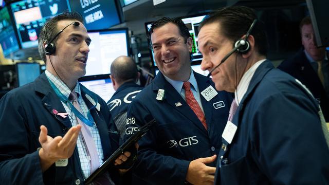 'Goldilocks-omgeving voor aandelen'