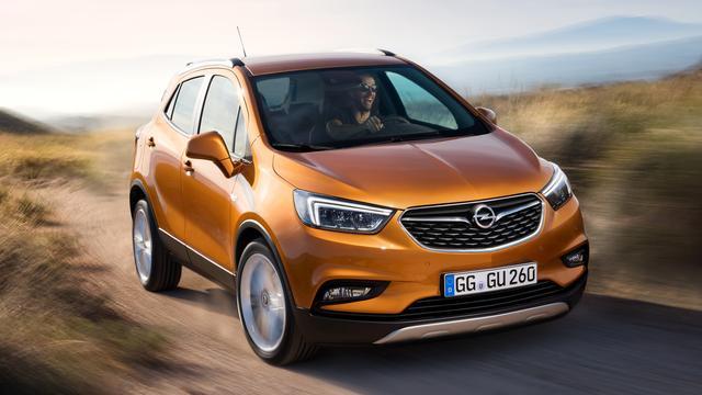 Opel prijst Mokka X