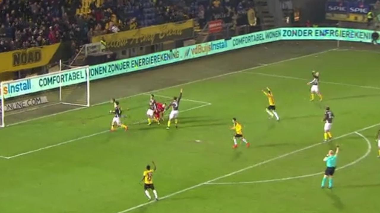 Samenvatting NAC Breda - FC Dordrecht (1-0)