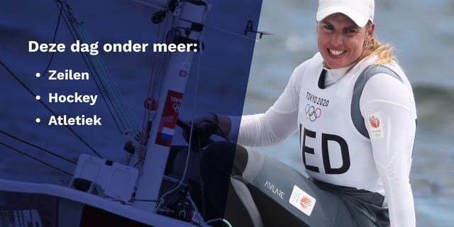 Olympisch programma 1 augustus: deze Nederlanders komen in actie