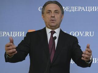Russische vicepremier zei maandag al tijdelijk afstand te doen van functie