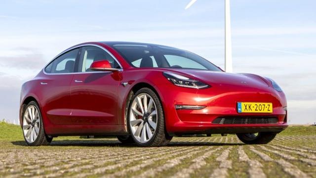 Tesla Model 3 nu ook in laagste bijtellingstarief