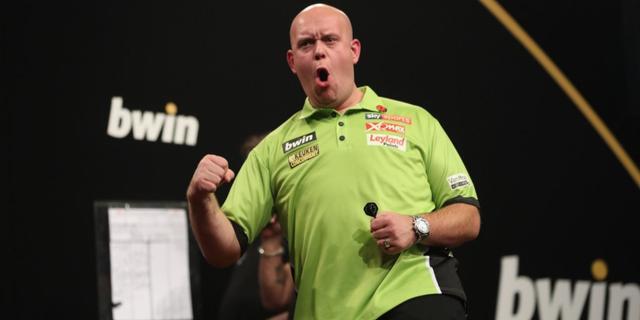 Van Gerwen grijpt overtuigend titel bij Players Championship Finals