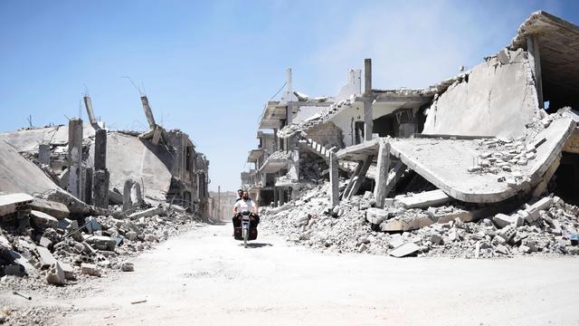 Syrische kraamkliniek van Save the Children gebombardeerd