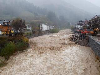 Vooral landen rond Middellandse Zee geteisterd door regen, storm en hagel