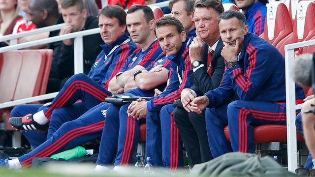 Kritische Van Gaal zag slechtste United onder zijn bewind
