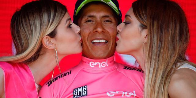 Quintana hoopt marge op Dumoulin uit te bouwen met oog op tijdrit