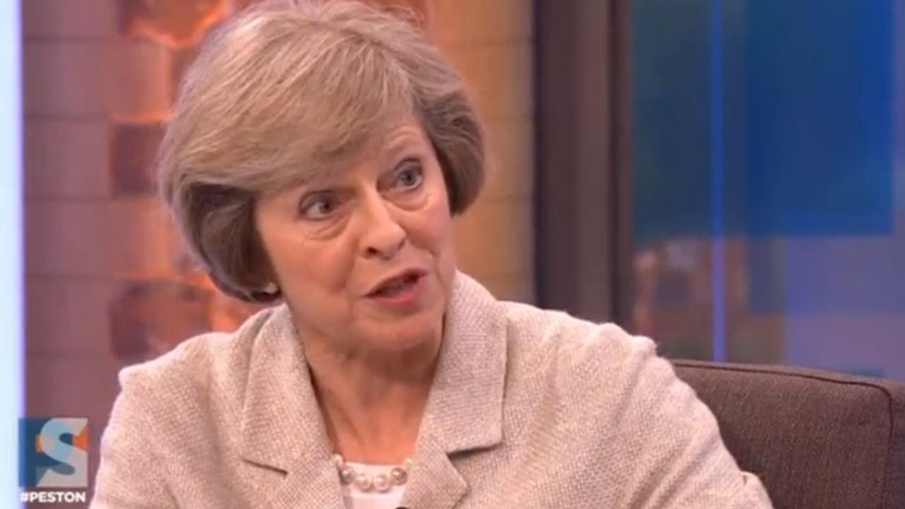 Britse premierskandidaat May: 'Belangrijk is dat we het juiste tijdpad volgen'