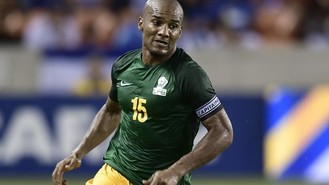 Nederlaag en boete Frans Guyana voor meespelen Malouda op Gold Cup