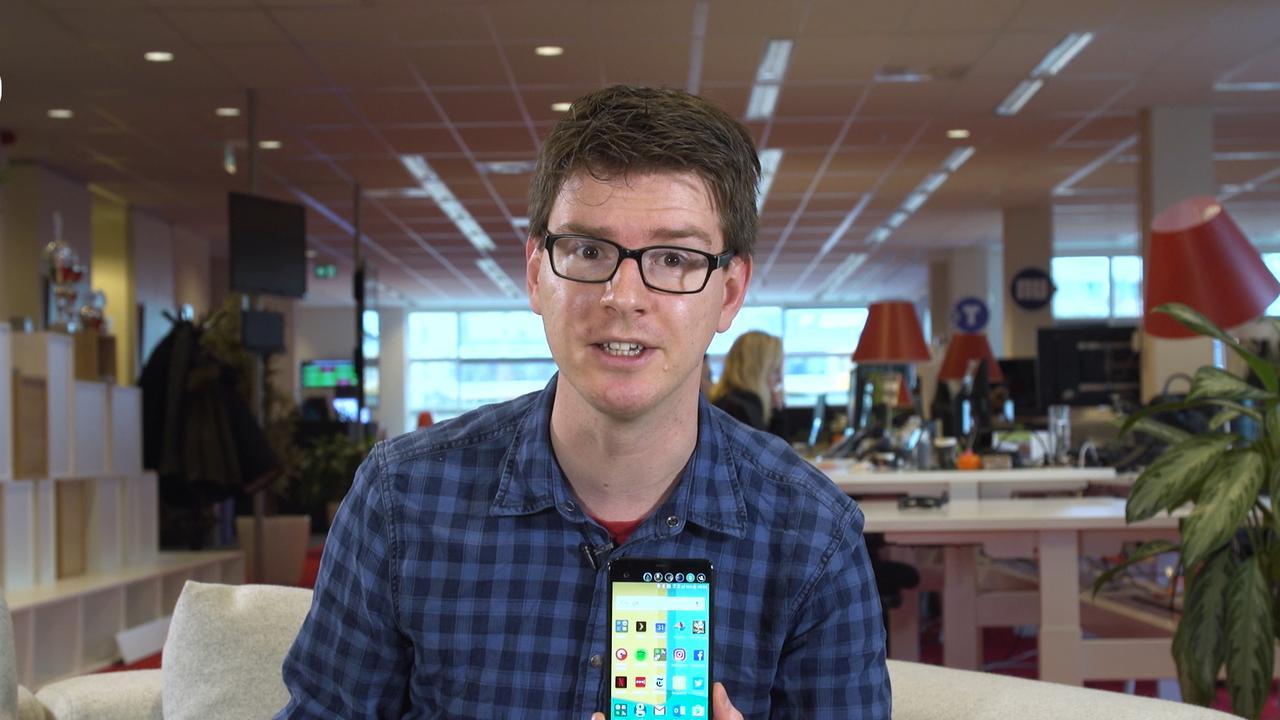 Review: HTC U Ultra heeft twee schermen