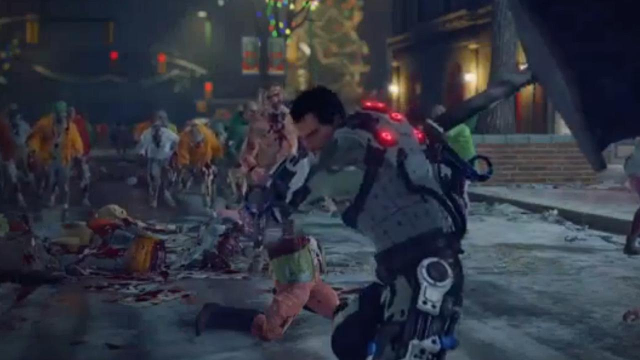Zombiegame Dead Rising 4 onthuld