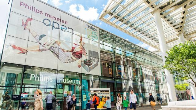 Philips Museum in Eindhoven 'geopend' voor online bezoek
