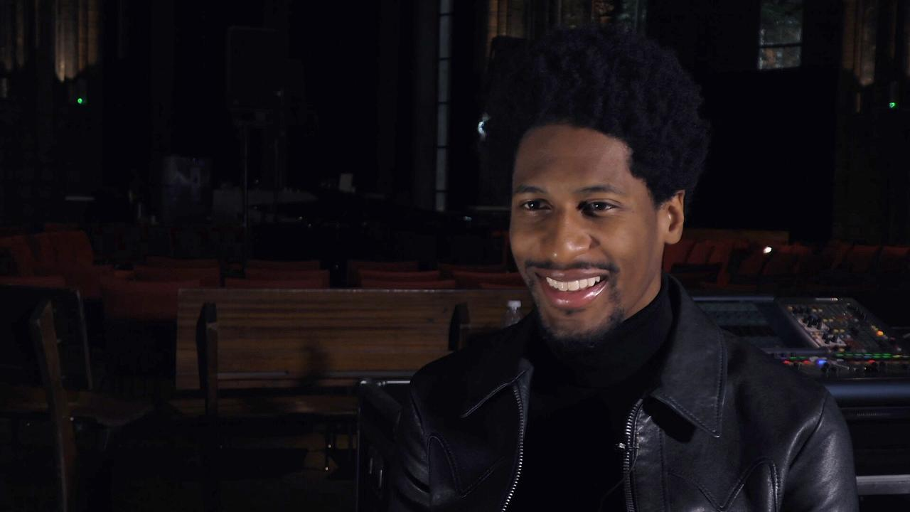 Jon Batiste shows \'true me\' for the first time - International News