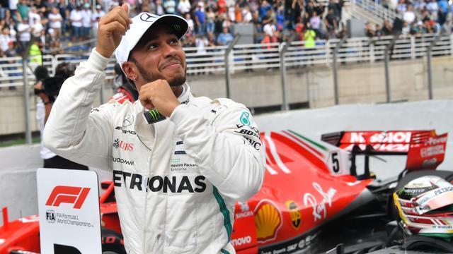 Hamilton volgt Verstappen op als Persoonlijkheid van het Jaar