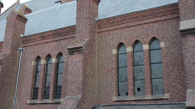 Ramen Petrus en Pauluskerk vernield door vandalisme