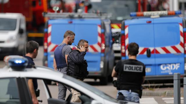 Identiteit dader gijzeling in Franse kerk bekend
