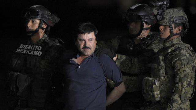'Uitleveringsproces drugsbaas 'El Chapo' gaat minstens jaar duren'