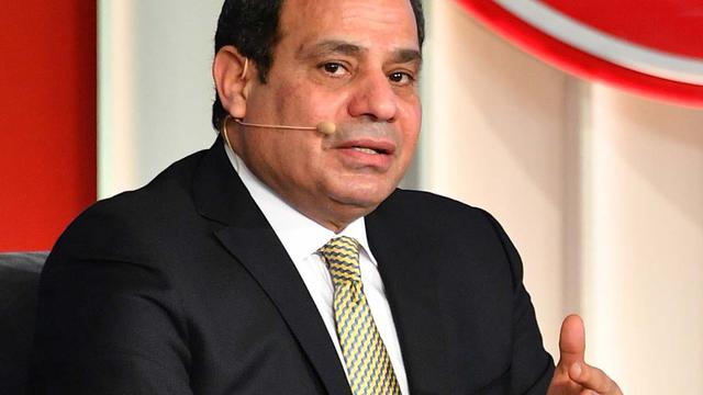 Al-Sisi stelt zich herkiesbaar als president Egypte