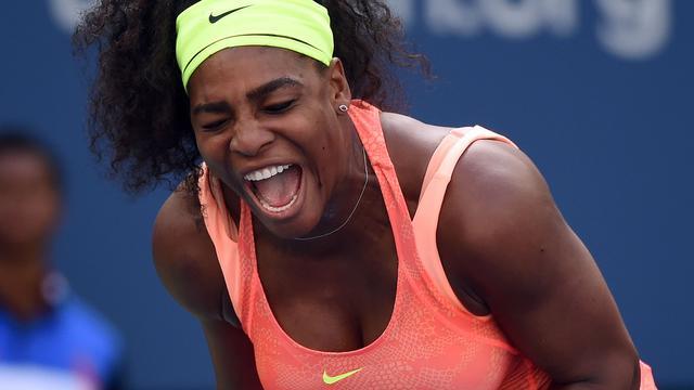Williams in halve finale US Open verrassend uitgeschakeld door Vinci