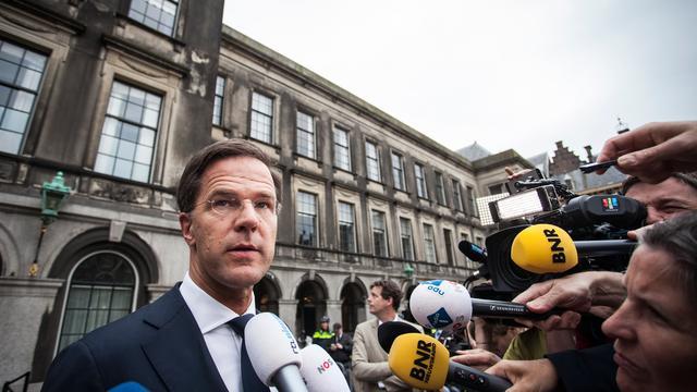 Formatiepoging VVD, CDA, D66 en GroenLinks geklapt