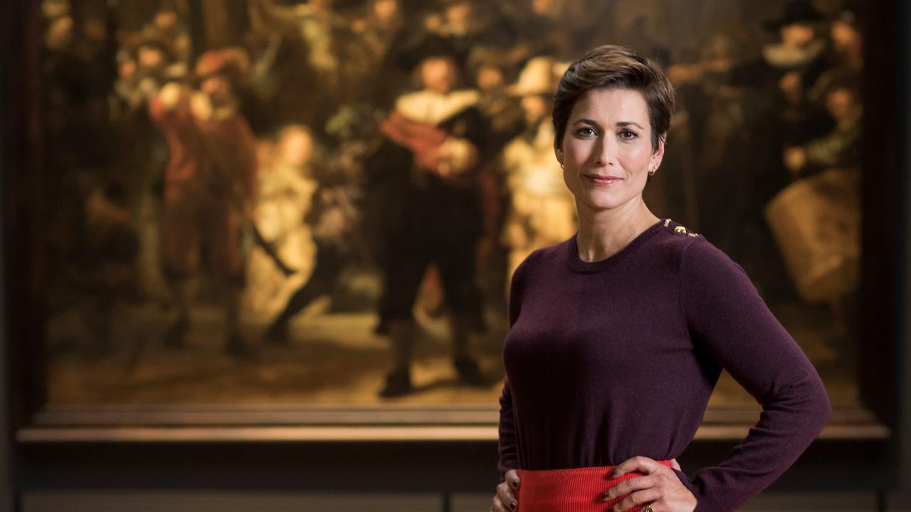Annechien Steenhuizen Vond Bubbel Van Project Rembrandt Fijn