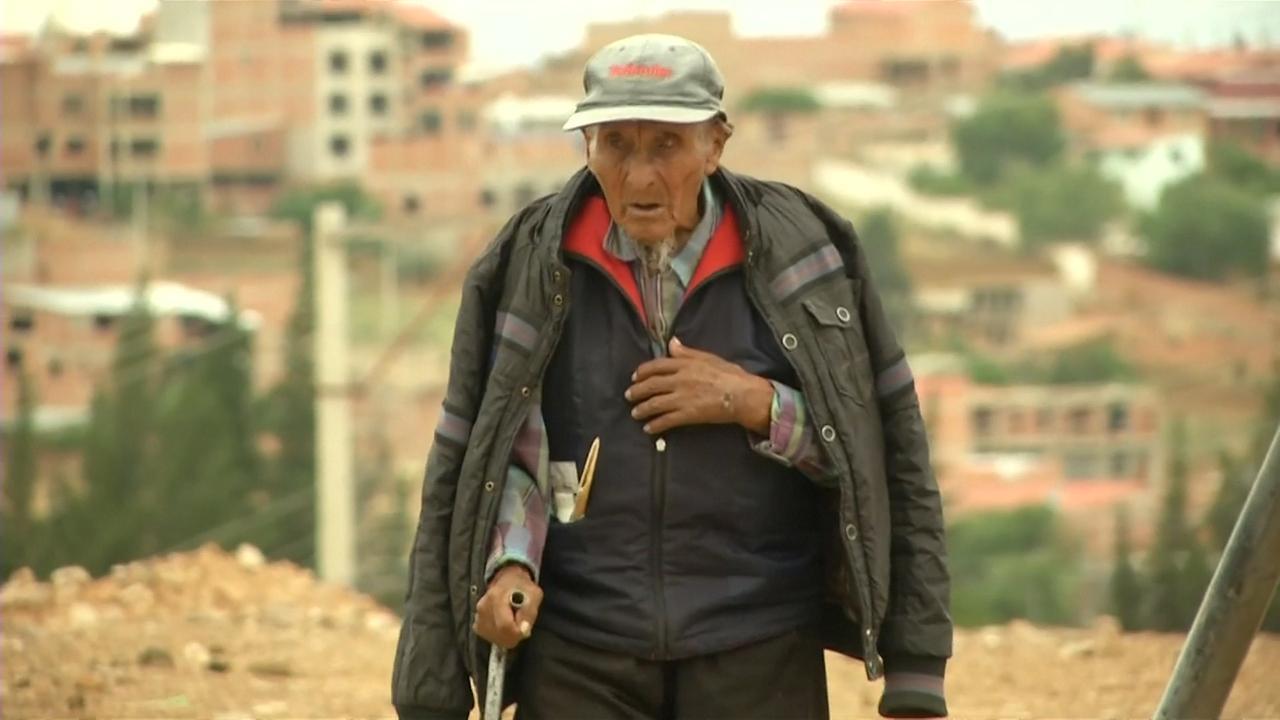 Oudste man ooit is 118-jarige Boliviaan