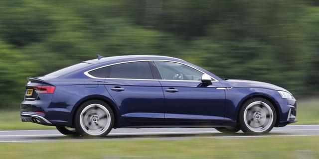 Rij-impressie van de Audi S5 Sportback