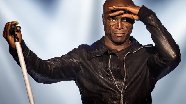 Politie Los Angeles wijst misbruikclaim tegen zanger Seal af
