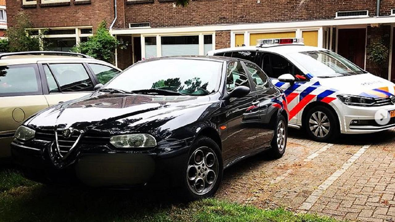 Gevaarlijke achtervolging van vluchtende automobilist in Rivierenwijk