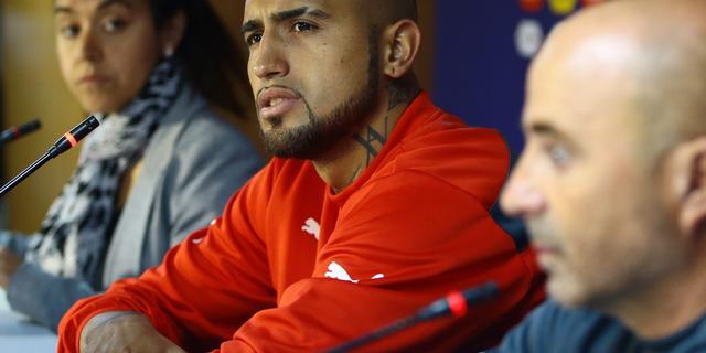 Gastland Chili gaat voor eerste eindzege op Copa America