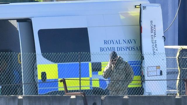 London City Airport weer open na verwijderen bom uit Theems