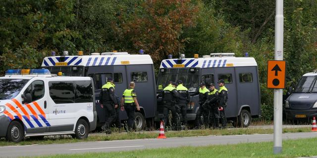 Politie zoekt verder in Huis ter Heide naar vermiste Anne uit Utrecht
