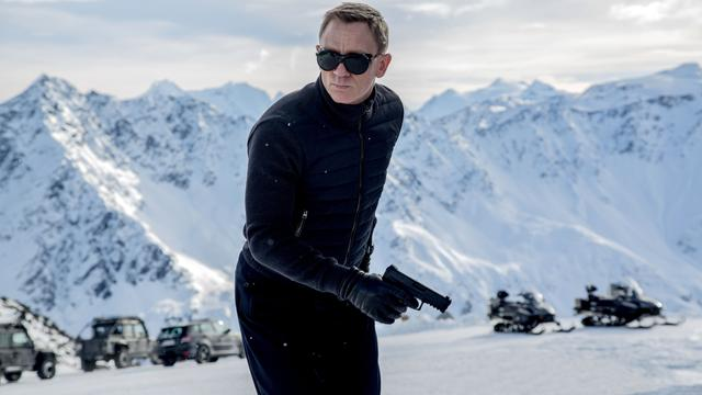 Volgende James Bond film vanaf november 2019 in bioscoop