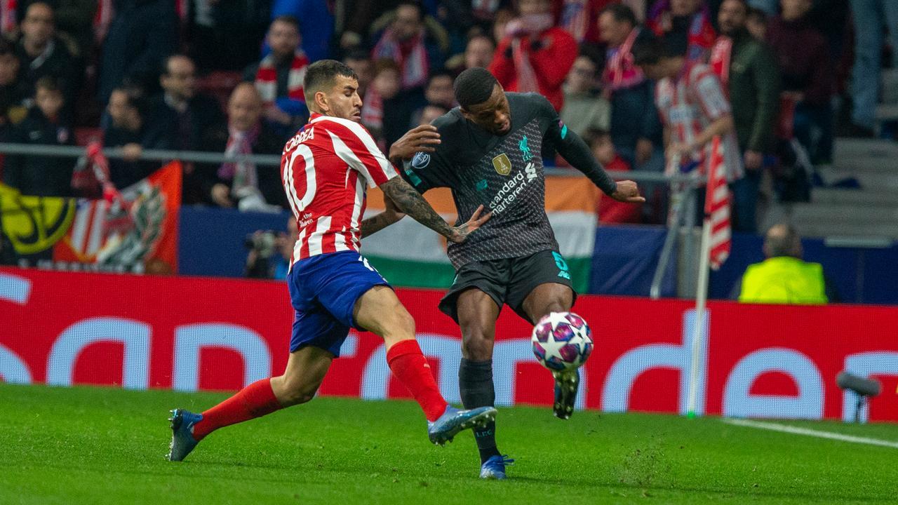 Samenvatting Atlético Madrid-Liverpool (1-0)