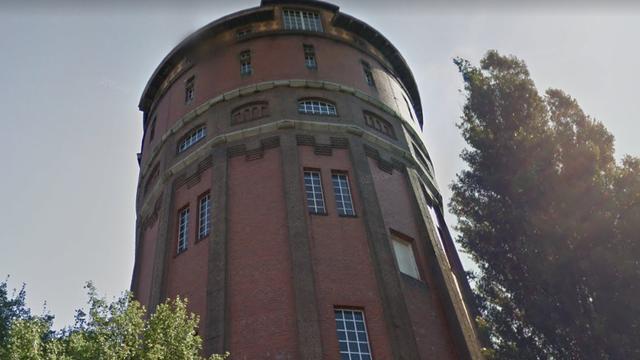 Watertoren in Groningen krijgt woningen en werkruimte