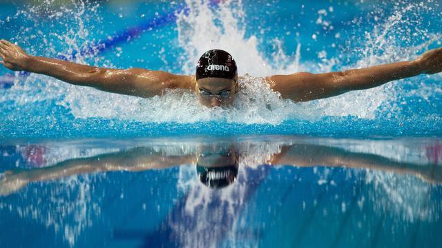 Goosen grijpt WK-ticket bij Swim Cup in Eindhoven