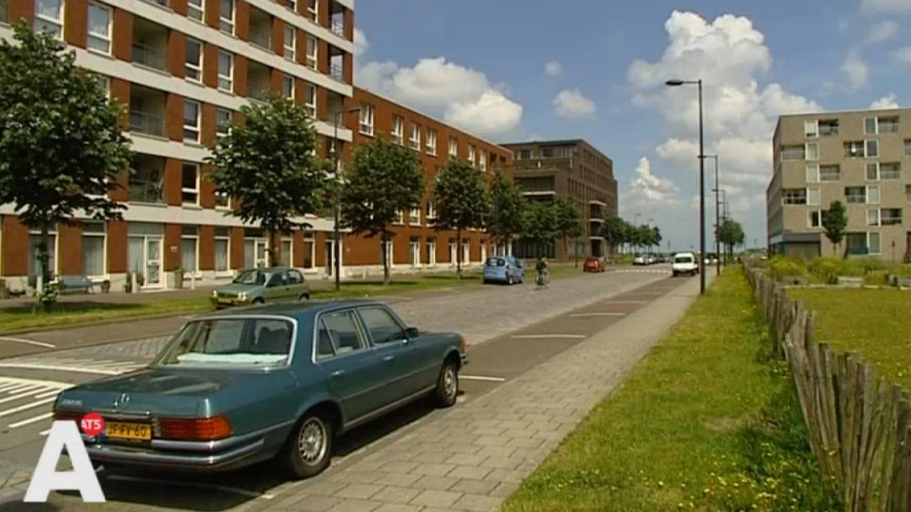 Statushouders in IJburg