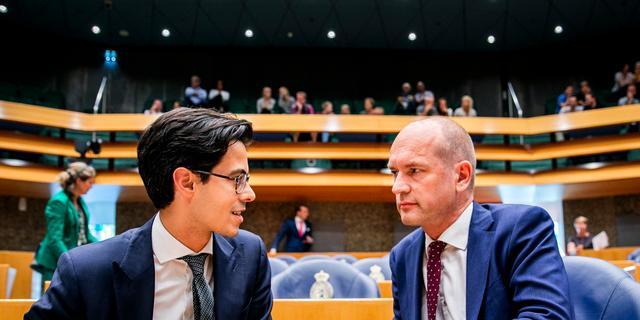 D66 en CU willen 'stevig gesprek' met VVD over afwijzen klimaatakkoord