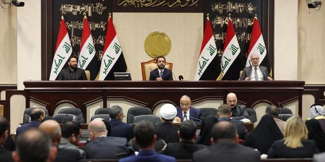 Iraaks parlement stemt voor het wegsturen van Amerikaanse troepen
