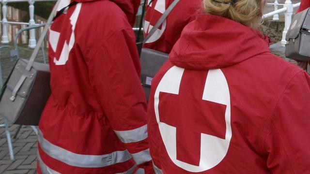 Rode Kruis Leiden opent haar deuren